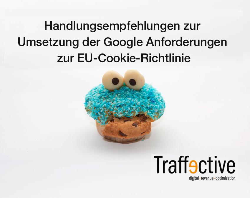 Google und die EU Cookie Richtlinie – Was tun?