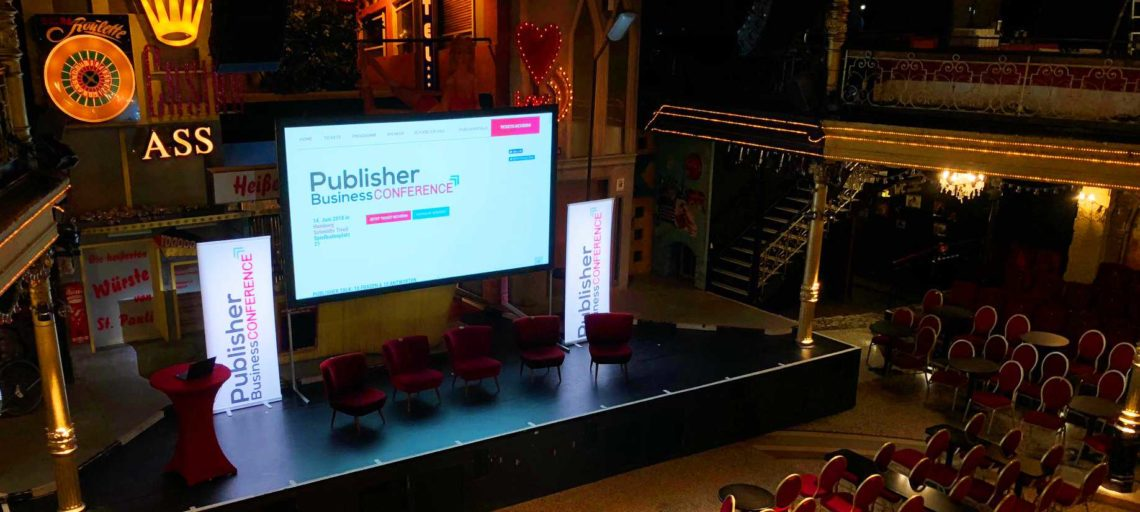 Publisher Business Conference – Traffective