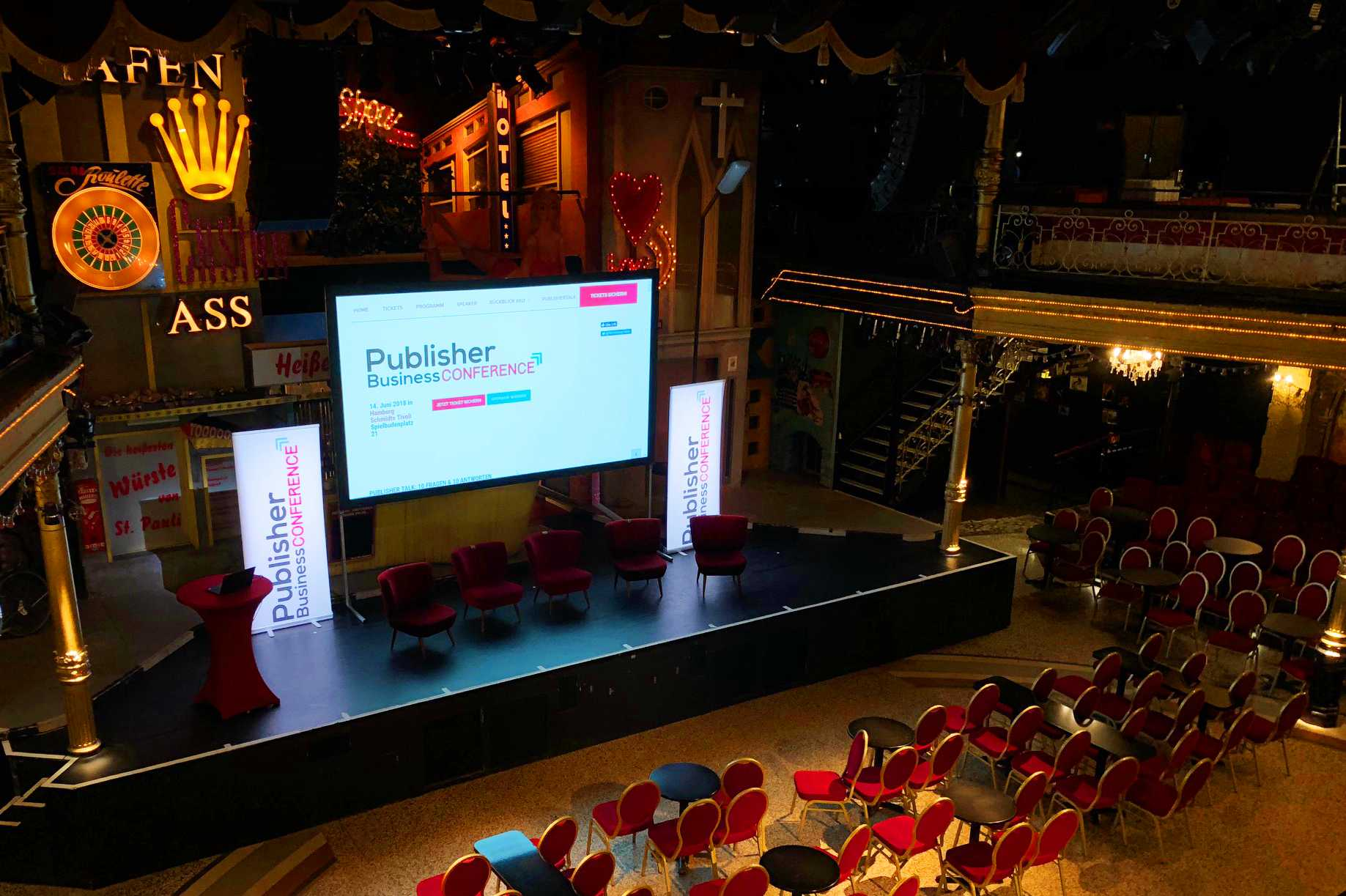 Publisher Business Conference - Traffective