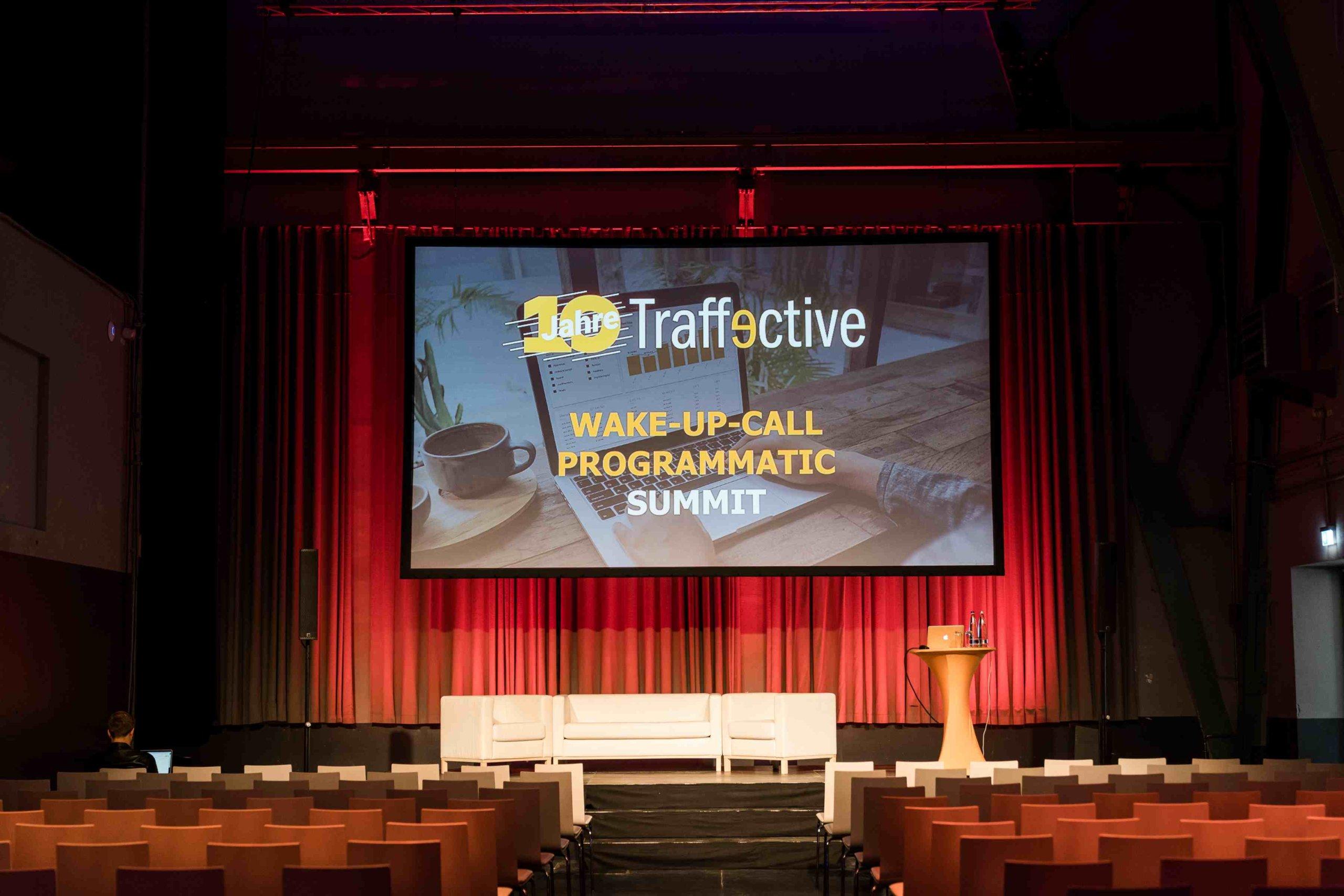 10 Jahre Traffective - Das war der Wake-Up-Call Programmatic 2019