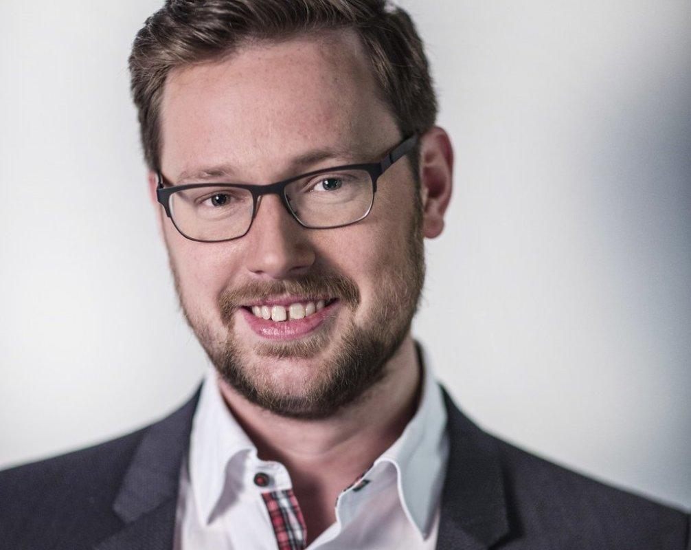 Neu im Traffective-Team: Simon Rose faszinieren innovative Technologien